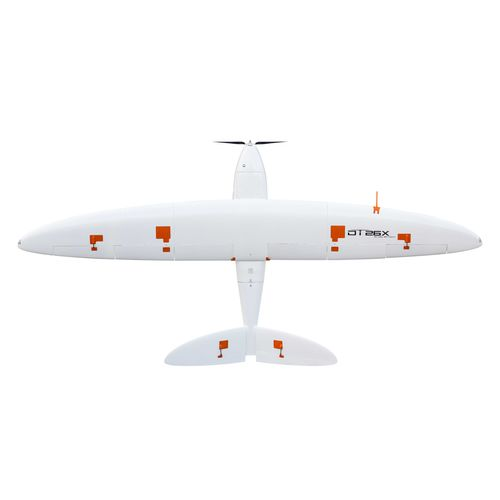 fixed-wing UAV / monitoring / reconnaissance / composite