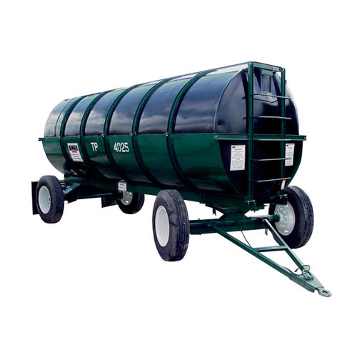 process tank / polyethylene / trailerable / for wastewater treatment