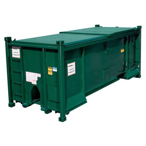steel crate / industrial waste