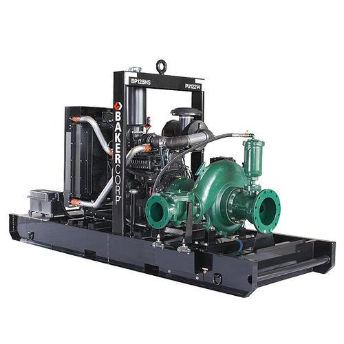 industrial water pump / electric / self-priming / industrial