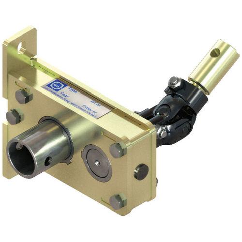 shaft gear / steel