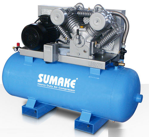 two-stage compressor