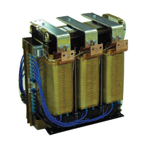 three-phase coil
