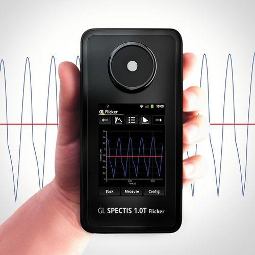 color spectrophotometer / portable / sphere / USB