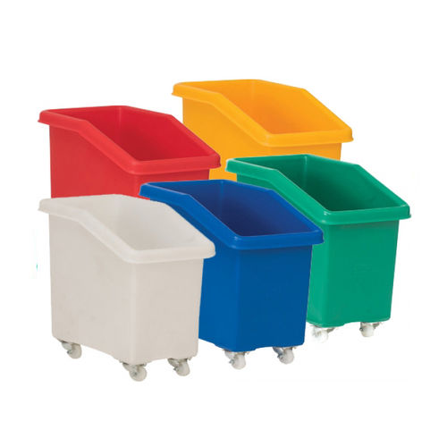 large roll container