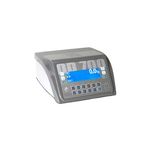 digital weighing terminal / benchtop
