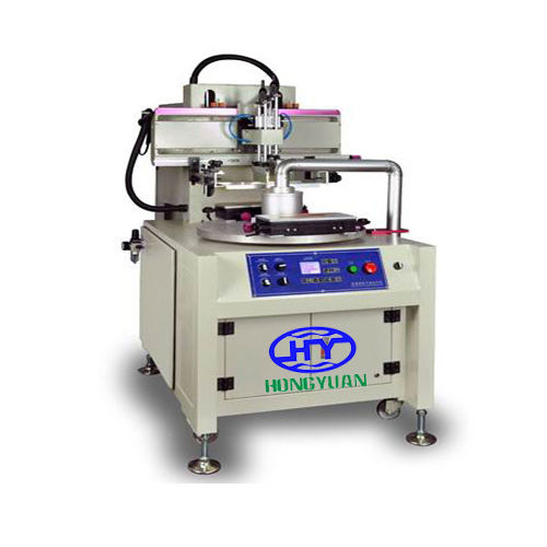automatic screen printing machine / for textiles / for electronics / for the glass industry