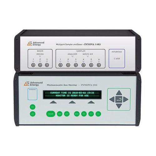 gas concentration detector / refrigerant gas / CO2 / SF6