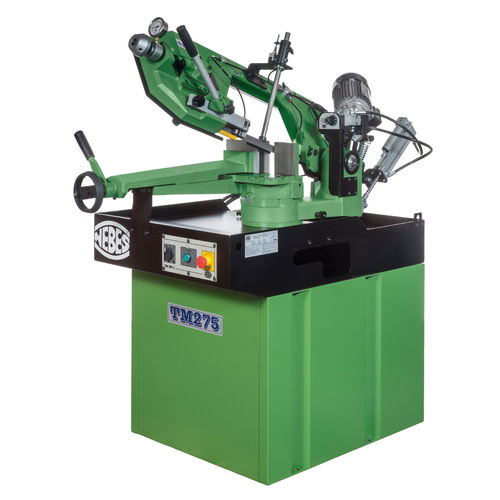 band saw / for metals / horizontal / inverter
