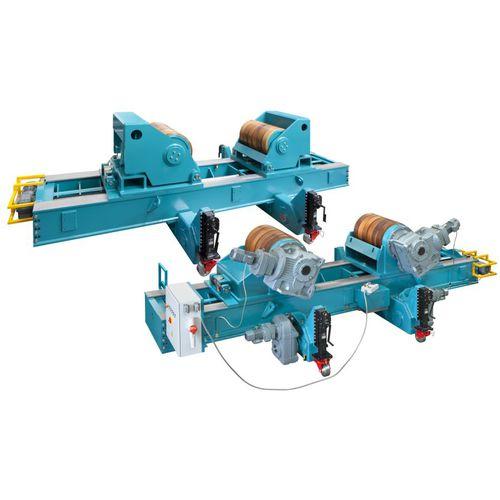 hydraulic rolling machine
