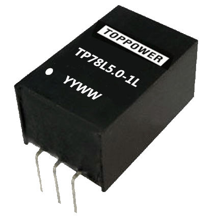 SIP DC/DC converter / non-isolated / low-power / switching