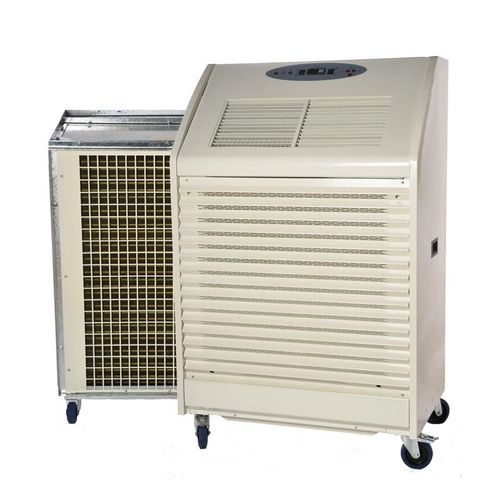 floor-standing air conditioning unit / residential / water-cooled