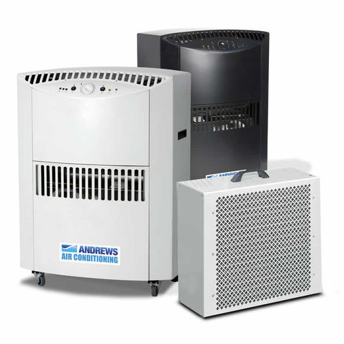 residential air conditioning unit / water-cooled