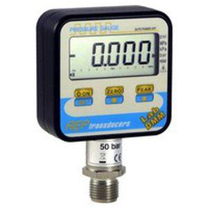 digital pressure gauge / electronic / laboratory / calibration