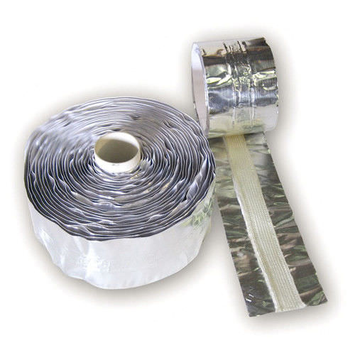 fiberglass tape / self-adhesive / high temperature-resistant / for the automotive industry