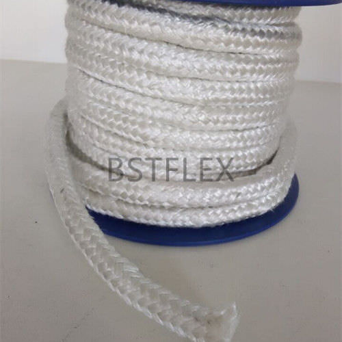 braided fiberglass packing / for heat insulation