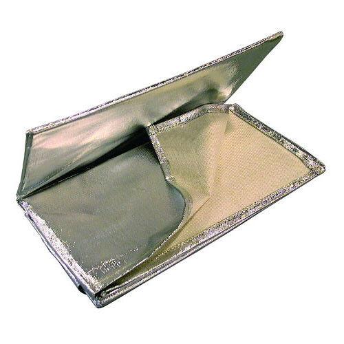 fiberglass welding blanket / aluminized