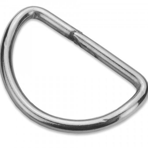 O-ring seal / D-ring / stainless steel / thermal insulation
