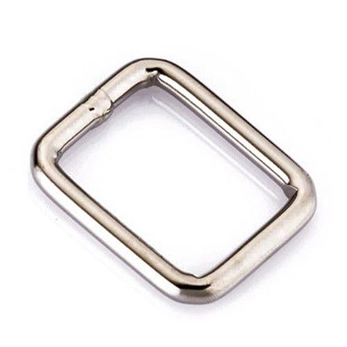 O-ring seal / rectangular / stainless steel / thermal insulation
