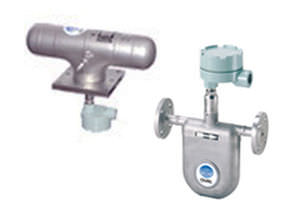 mass flow meter / Coriolis / for gas / in-line