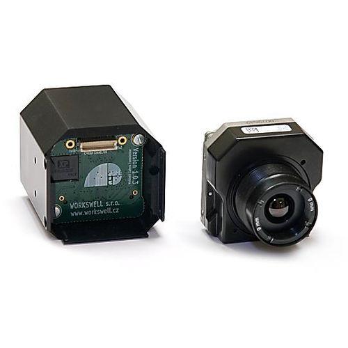 surveillance camera module / full-color / GigE / PoE