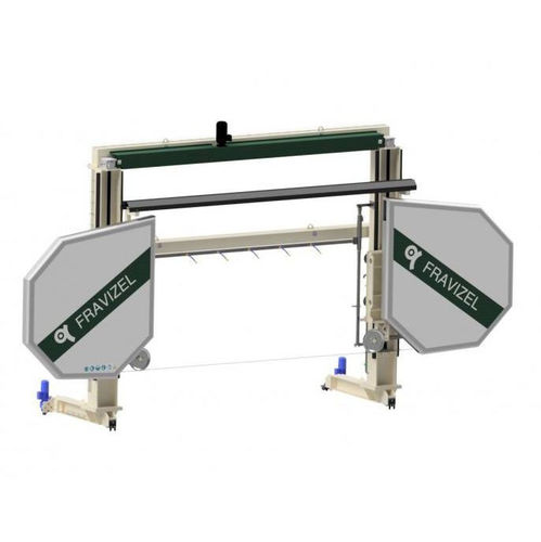 diamond wire cutting machine / for stone