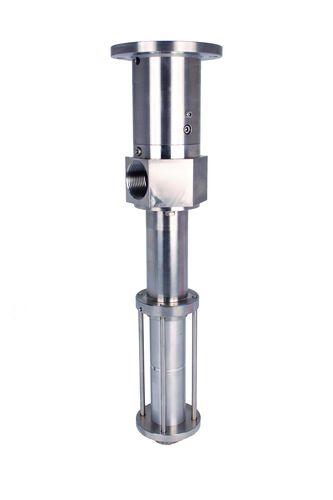 adhesive pump - ViscoTec Pumpen- u. Dosiertechnik GmbH