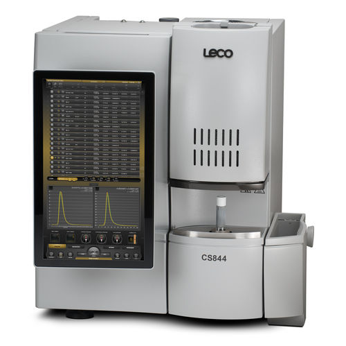 carbon analyzer - LECO