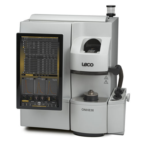 oxygen analyzer - LECO