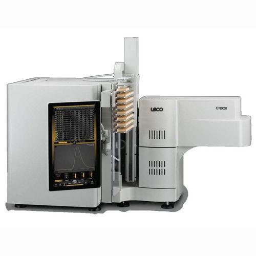 combustion analyzer / nitrogen / carbon / sulfur