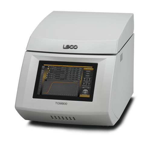 moisture analyzer - LECO