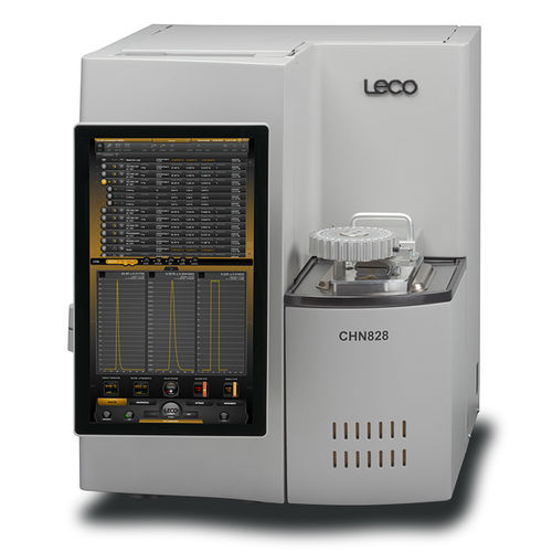 elemental analyzer - LECO