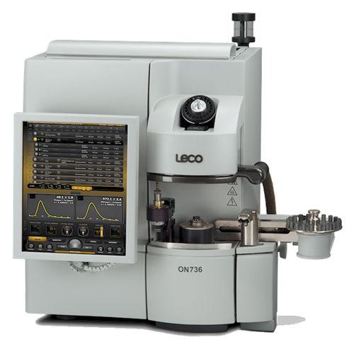 oxygen analyzer / nitrogen / metal / flue gas