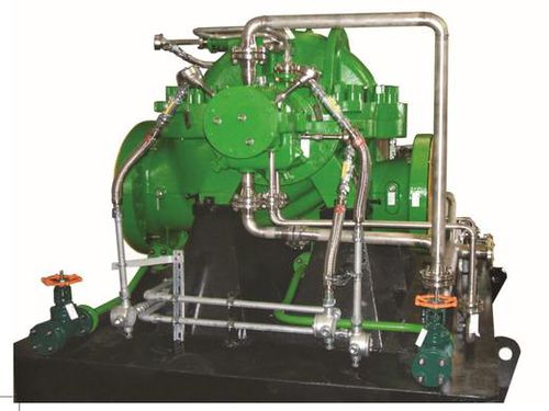 water pump / oil / with electric motor / centrifugal