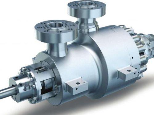 water pump / hydraulic motor / impeller / refinery