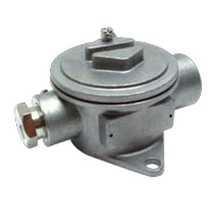 wall-mounted connection head