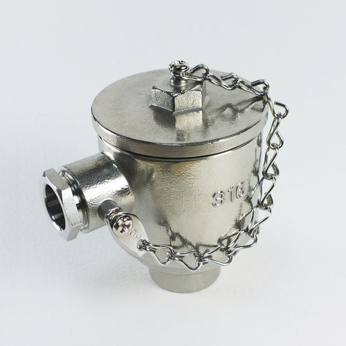 stainless steel connection head