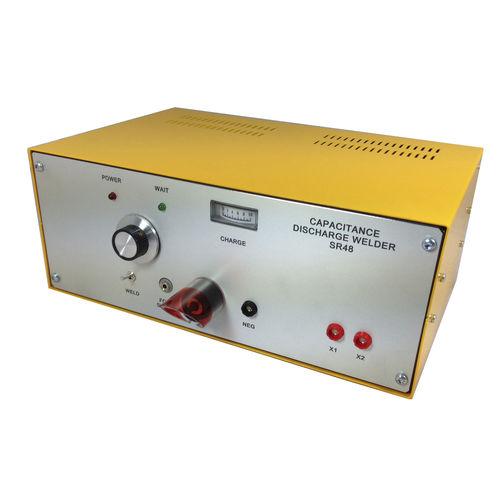 capacity discharge welder / thermocouple / AC