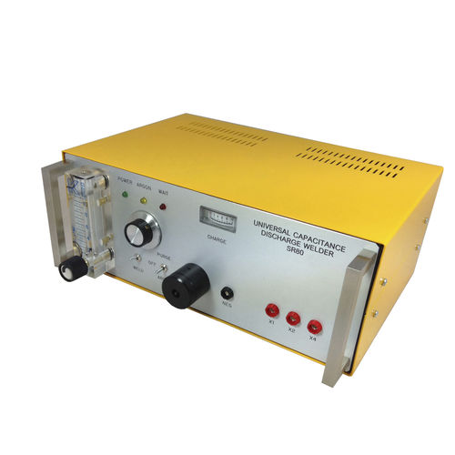 capacitor discharge welder