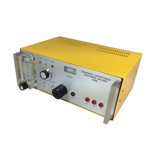 capacity discharge welder / thermocouple / single-phase
