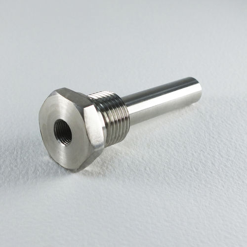 stainless steel thermowell / for temperature sensors