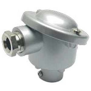 temperature sensor connection head / aluminum / IP68