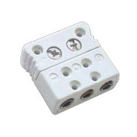 electrical power supply connector / IEC C7 / parallel / female