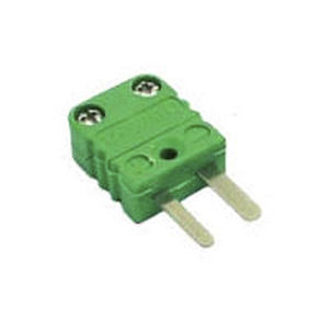 electrical power supply connector / IEC C7 / male / miniature