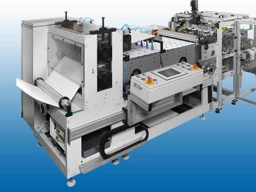 die cutting machine / CNC / stacking