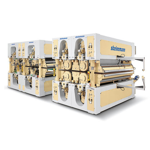 wide-belt sander / electric / low-vibration / with suction system