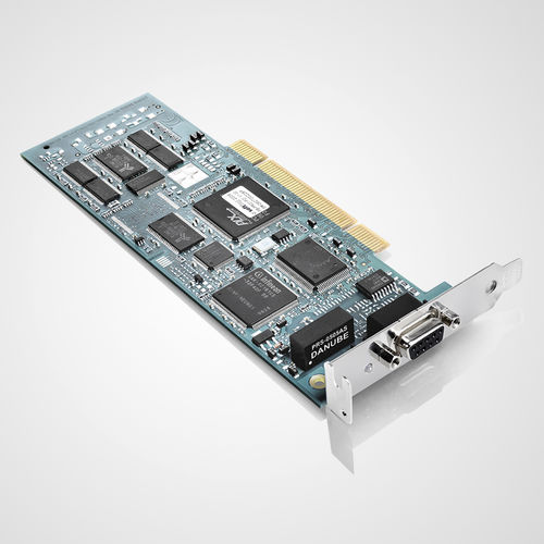 PCI interface card / PROFIBUS / industrial / for PC