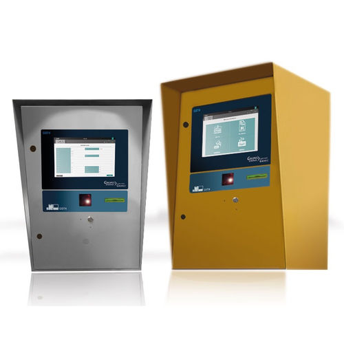 weighing terminal with touchscreen - GIROPES