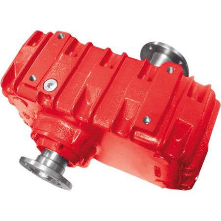 parallel-shaft gear reducer-multiplier / high-power / reversible