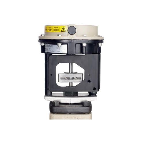 electropneumatic valve actuator